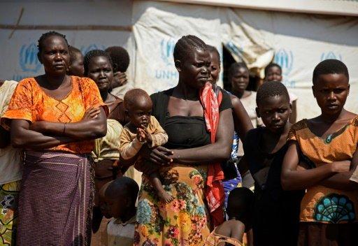 استمرار تدفق لاجئي جنوب السودان إلى أوغندا بعد أن تجاوزوا المليون