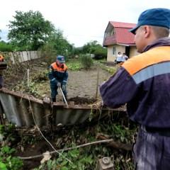 Более 2,7 млрд руб. за пять лет вложат в защиту Приморья от наводнений