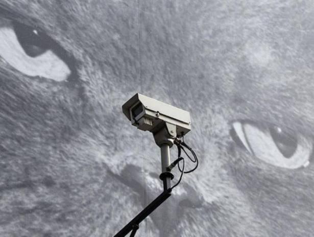 استخدام عجيب لتسجيلات كاميرات المراقبة!