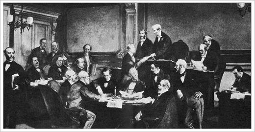 Этот день в истории: 1864 год — подписана Первая Женевская Конвенция