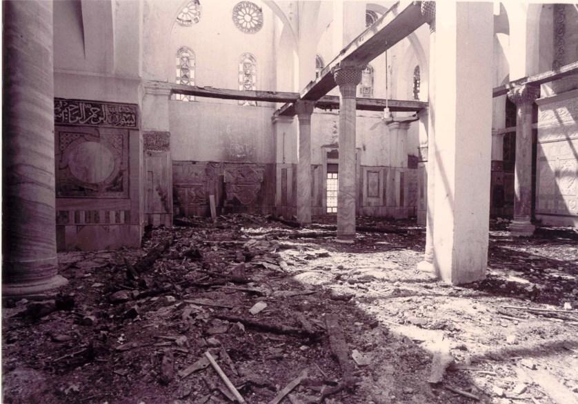 48 عاما على إحراق المسجد الأقصى.