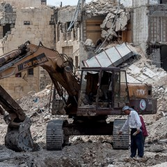 IOM: 600 тыс. сирийцев вернулись в свои дома, большей частью в Алеппо