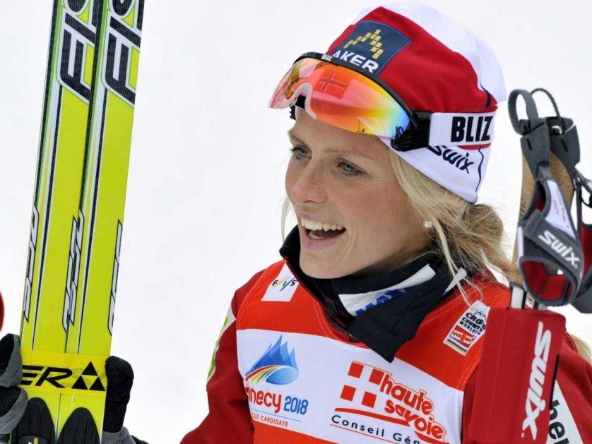 Срок дисквалификации норвежской лыжницы Йохауг увеличен до 18 месяцев