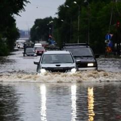 За сутки вода ушла из 13 населенных пунктов Приморья