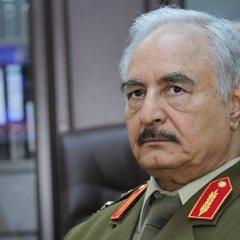 Хафтар предложил Европе отправить в Ливию вертолеты и беспилотники
