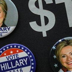 Клинтон утверждает, что Путин хотел ее проигрыша на выборах