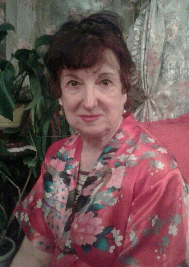 Ираида Павловна, 76 лет, работает натурщицей уже 1,5 года