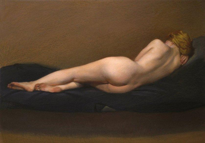Картина с изображением Тамары Мальцевой