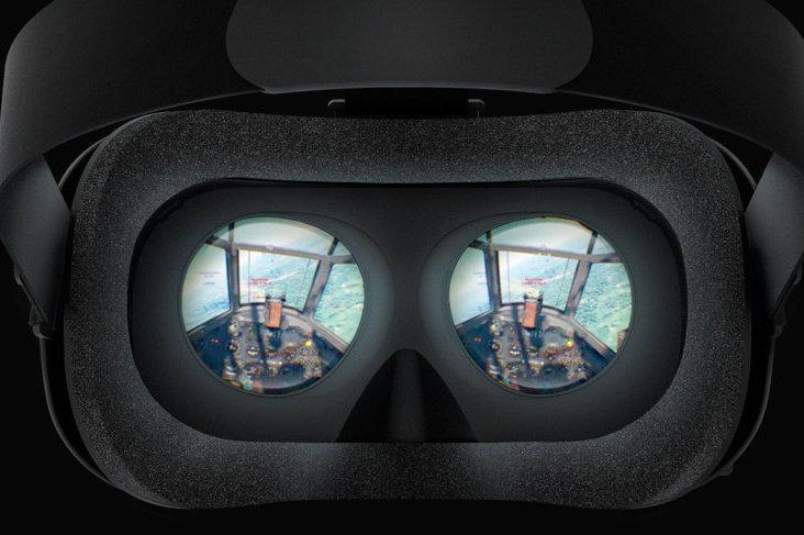 Шлем виртуальной реальности Svarog