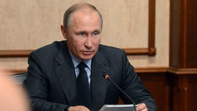Путин заявил, что доволен результатом губернаторских выборов