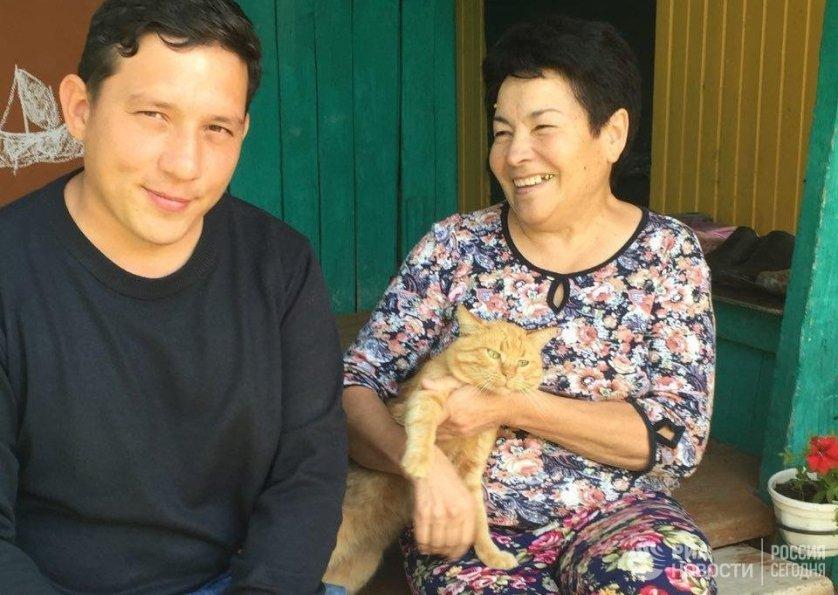 Мадина Гимадеева и Ильшат Мударисов
