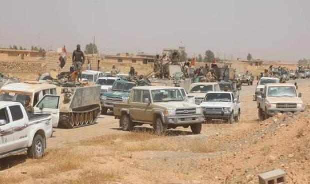 الحشد الشعبي يعلن المرحلة الثانية من عمليات تحرير غرب الحويجة