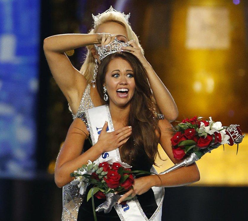 "Титул ""Мисс Америка-2018"" завоевала Кара Мунд из Северной Дакоты."