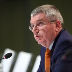 Бах: Олимпиада не должна проходить в тени продолжающегося расследования допинга в России