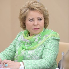 Матвиенко: в идее Госдепа разместить миротворцев ООН на границе РФ и Украины нет логики