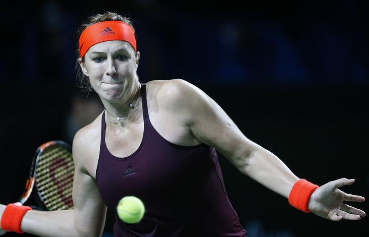 Россиянка Павлюченкова вышла в полуфинал турнира WTA в Токио