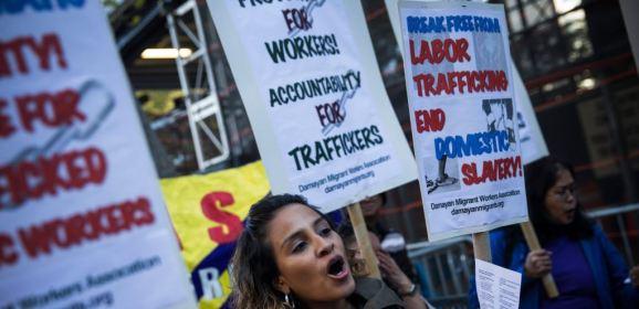 في 2016 فقط.. 40 مليونا ضحايا للعبودية المعاصرة