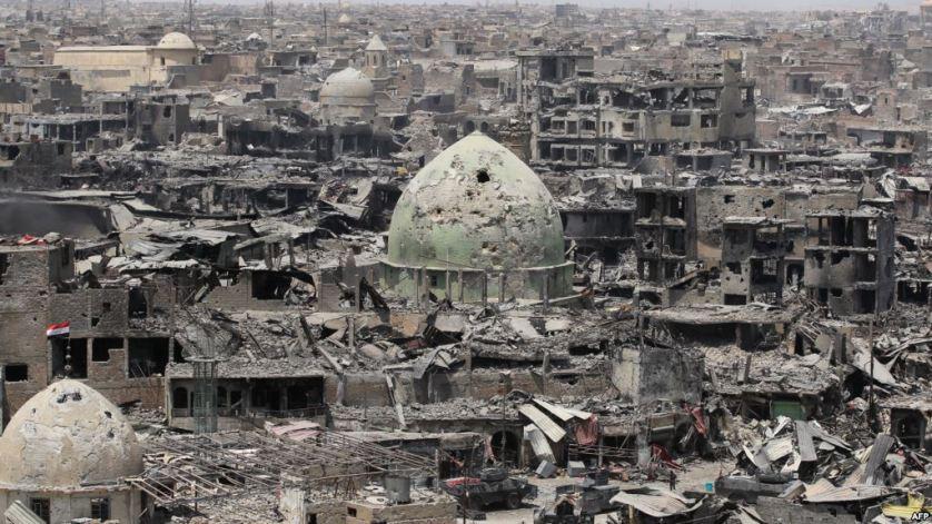 العراق.. نازحون يستخدمون وسائل رقمية لمراقبة منازلهم