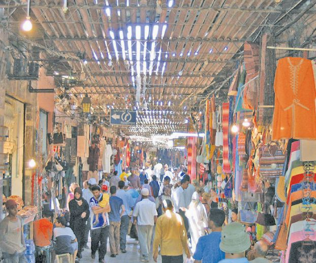 عائدات السياحة المغربية 5 بلايين دولار في 8 شهور