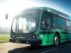 حافلة كهربائية تقطع أكثر من ألف ميل وتسجل رقما قياسيا