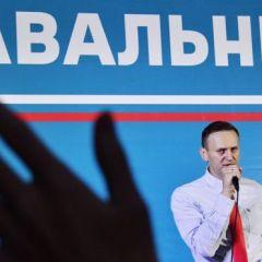 Московская полиция назвала причину задержания Навального