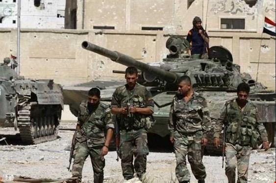 السباق نحو الحدود الشرقية لسوريا في موازين الميدان