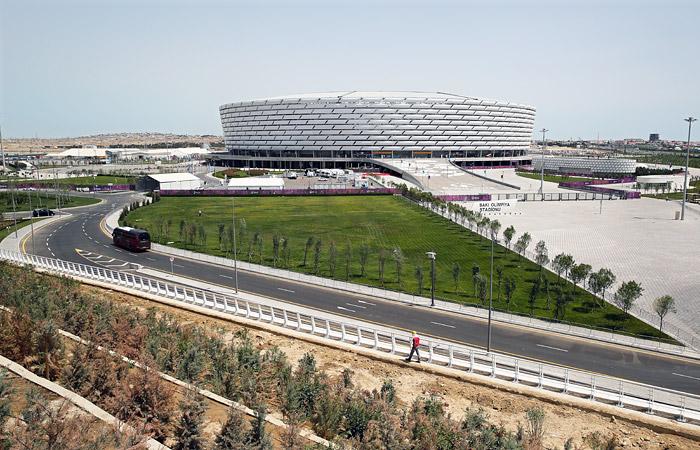 СМИ сообщили о выборе Баку местом проведения финала ЛЧ-2018/19