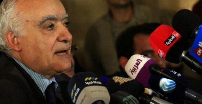 المبعوث الاممي الى ليبيا يؤكد ان مؤيدي نظام القذافي يمكنهم المشاركة بالعملية السياسية