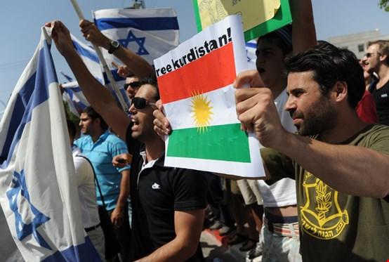 معاريف: الإسرائيليون أيضاً أغرموا بالأكراد