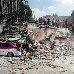 МИД РФ заявил об отсутствии пострадавших при землетрясении в Мексике россиян