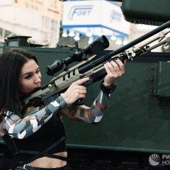 Выставка «Оружие и безопасность-2017» в Киеве