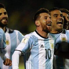 Аргентина пробилась на ЧМ-2018