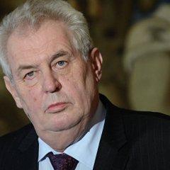 Президент Чехии назвал санкции ЕС против России невыгодной стратегией