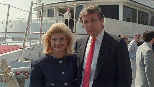 Первая жена Трампа назвала причину успеха бывшего мужа