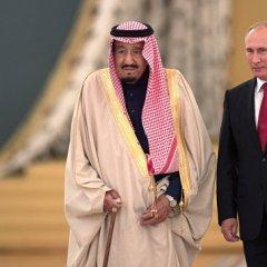 Король улетел. Почему Россия займет место США на Ближнем Востоке