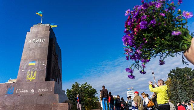 Как власти Украины стали жертвой собственного вандализма