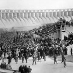 Этот день в истории: 10 октября 1932 года — пуск первой очереди ДнепроГЭС