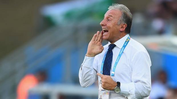 الإيطالي زاكيروني مدربا لمنتخب الإمارات