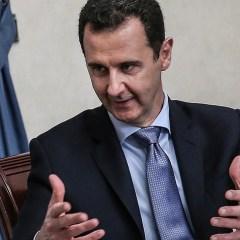 СМИ: Асад принял российскую делегацию во главе с замминистра энергетики РФ Молодцовым
