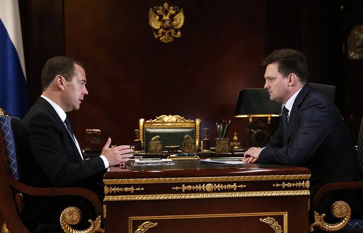 Глава «Почты России» рассказал Медведеву о необходимости доработки стратегии предприятия