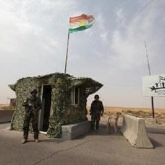 Курдская «пешмерга» несколько часов блокировала дороги на севере Ирака