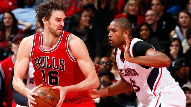 بولز يهزم هوكس في دوري السلة الأمريكي