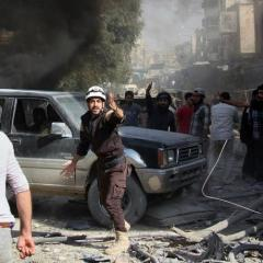 Die Welt (Германия): Раздел Сирии, в которой не стихают бои