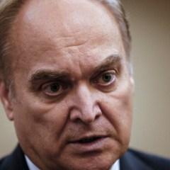 Посол России призвал власти США прекратить захват российской собственности