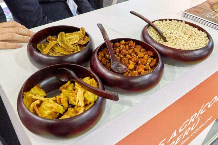 Компания «Продукты XXII века» представила свою продукцию для здорового питания на выставке WorldFood Moscow 2017