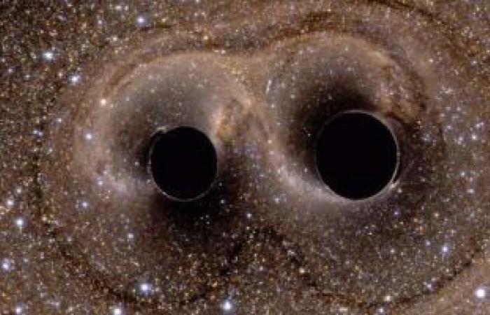للمرة الأولى.. رصد متزامن لموجات جاذبية وضوء من اصطدام نجمين