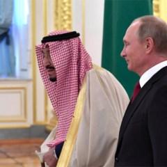 Саудовская Аравия и Турция вступают в «русское уравнение»