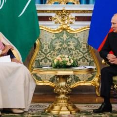 NoonPost (Египет): Чего Салман хочет добиться от Путина в ходе первого визита в Россию?