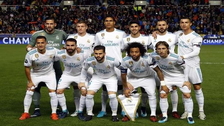 """""""يويفا"""" يفتح تحقيقا ضد لاعب ريال مدريد"""