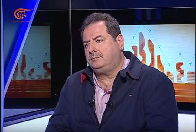 مقابلة د. حسن مقلد مع قناة الميادين حول الانعكاسات الاقتصادية والمالية لاستقالة رئيس الحكومة اللبنانية سعد الحريري